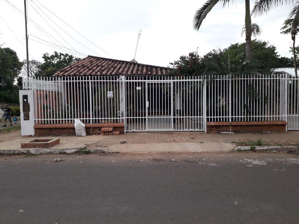 alquilo casa en luque en barrio bella vista cod.2618