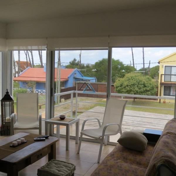 alquilo casa en ocean park, mejor zona, a 200 mts de la playa- ref: 32