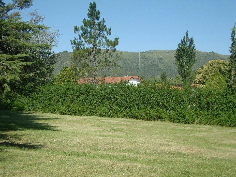 alquilo casa la falda - valle hermoso sierras  córdoba