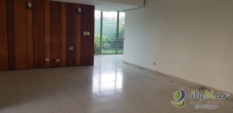 alquilo casa para oficinas en colonia escalón  - pac-004-11-17-3