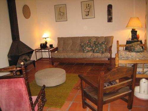 alquilo casa santa ana- colonia- uruguay-  de enero a enero