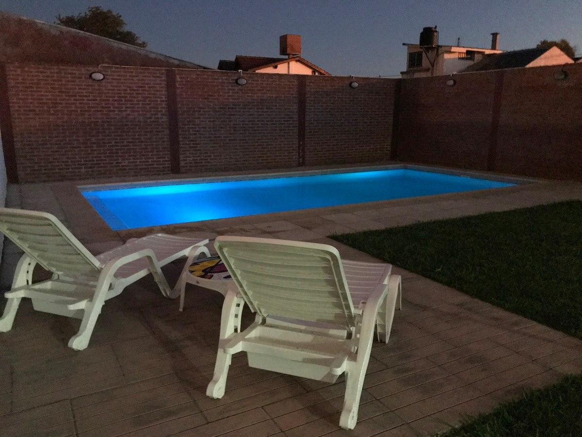 alquilo chalet 3 c/ del mar, piscina climatizada, temp. 2020