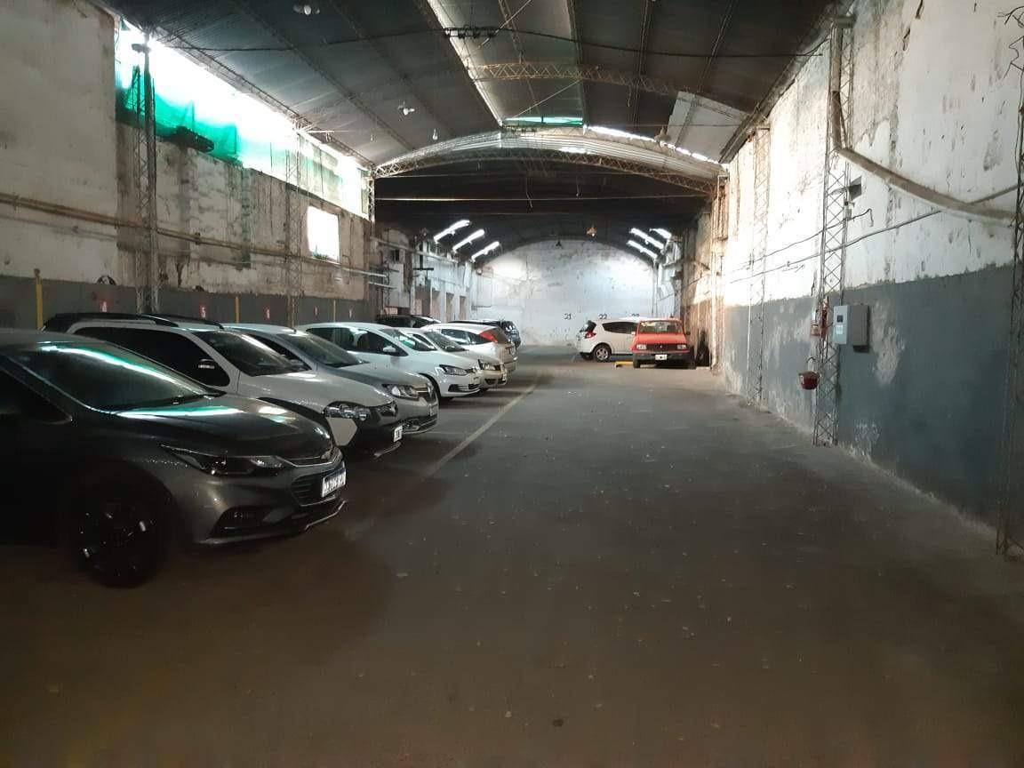alquilo cocheras en barrio cofico proximo al centro de la ciudad - estadias o mensual