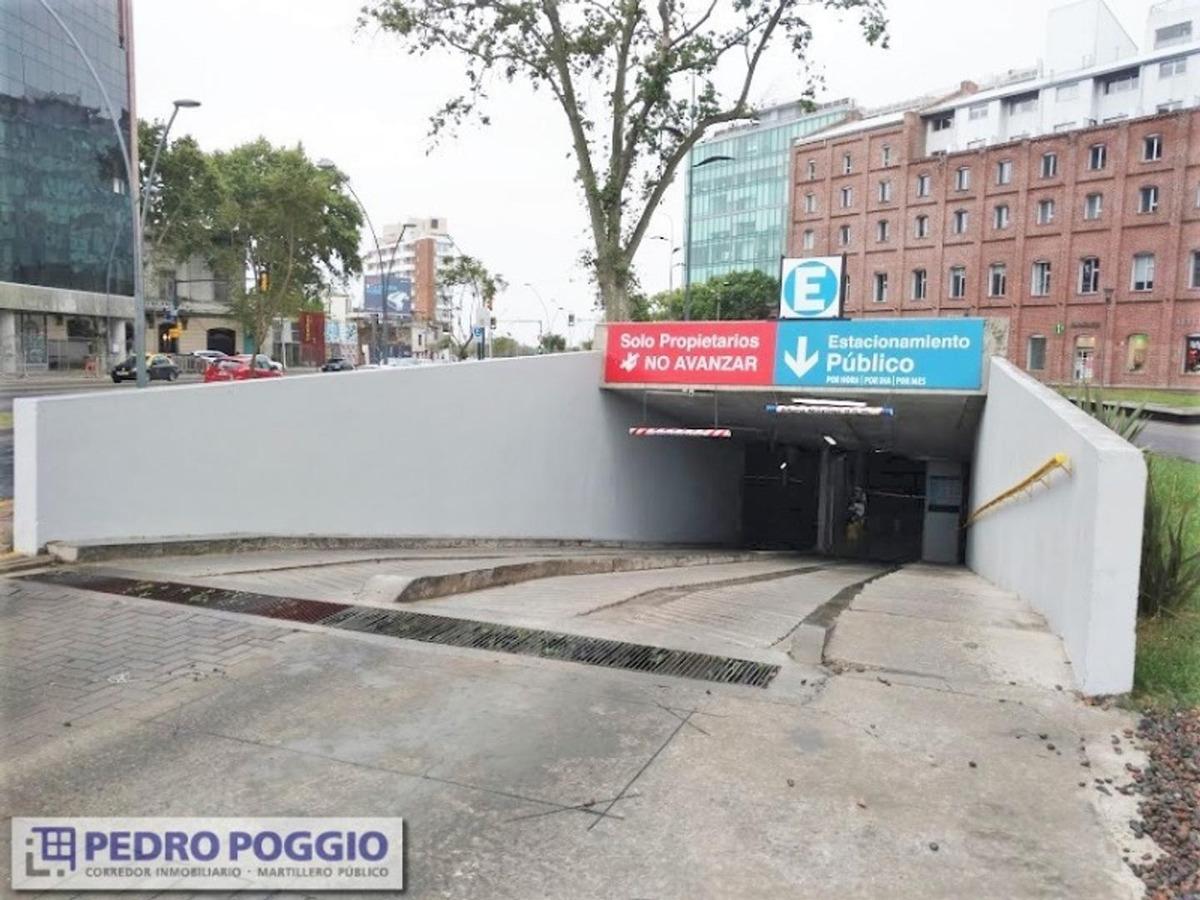 alquilo cocheras en ciudad ribera - puerto norte