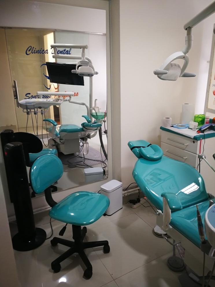 alquilo consultorio dental por turnos a tratar