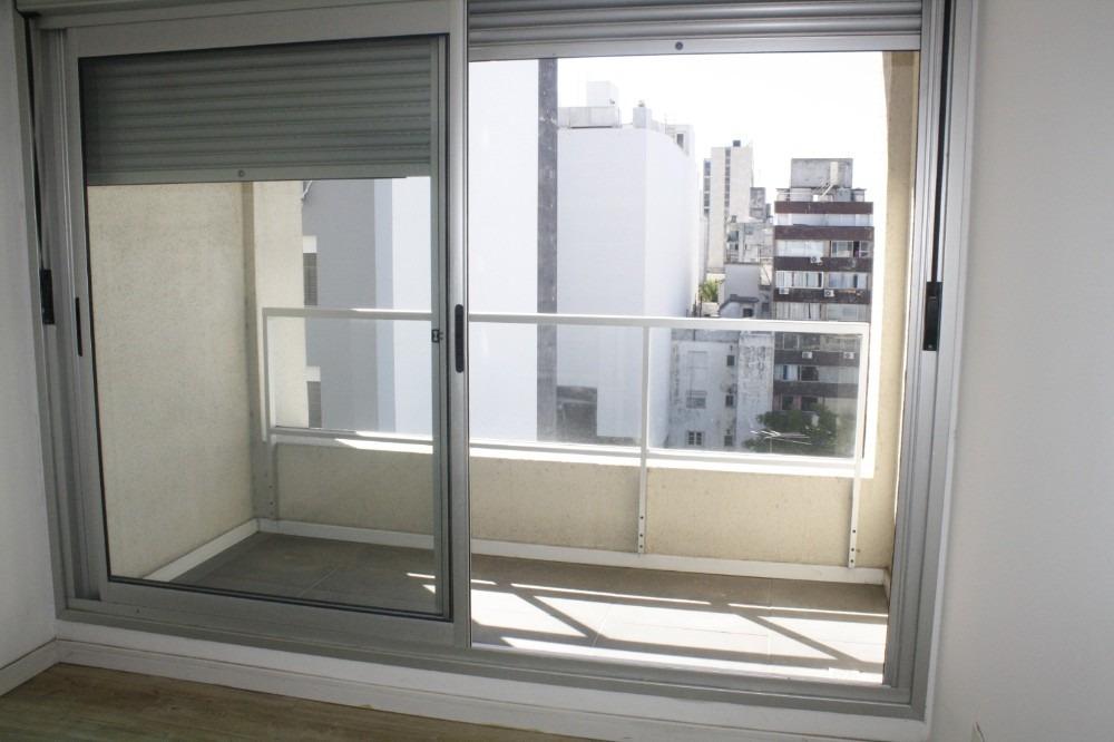 alquilo cordón apartamento al frente 2 dorm. muy buena vista