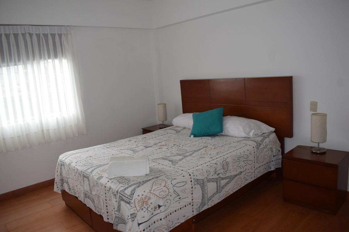 alquilo departamento, 1 dormitorio full amoblado