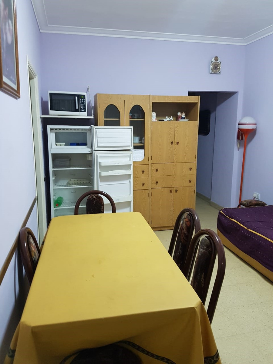 alquilo departamento 2 ambientes zona centro