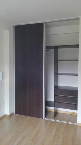 alquilo departamento 3 ambientes con cochera; con amenities