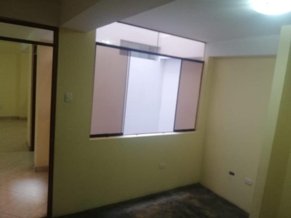 alquilo departamento con dos habitaciones