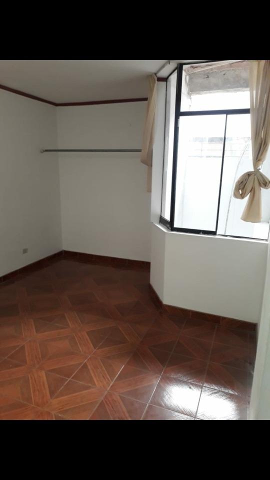 alquilo dpto. 02 dormitorios ( urb. sto. dominguito ).