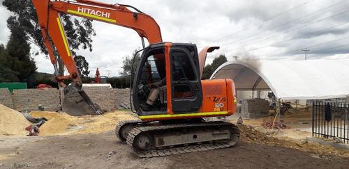alquilo escavadora hitachi zx80