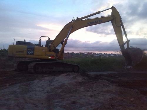 alquilo excavadora komatsu pc300-7