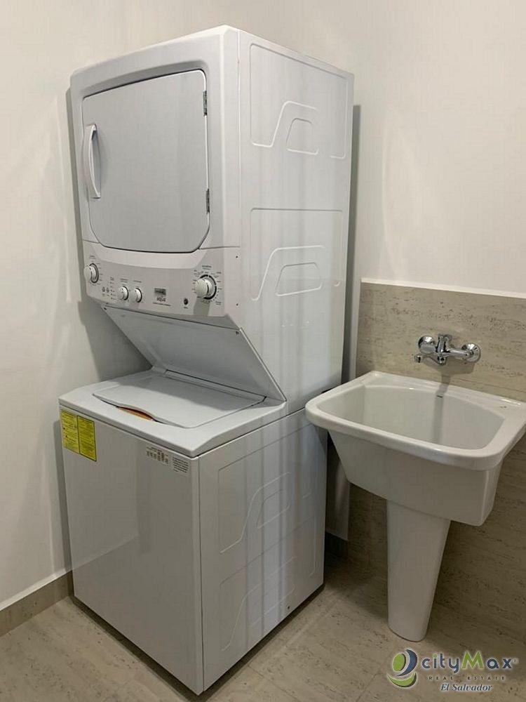 alquilo exclusivo apartamento en  casa cinco san benito - paa-006-10-16-7