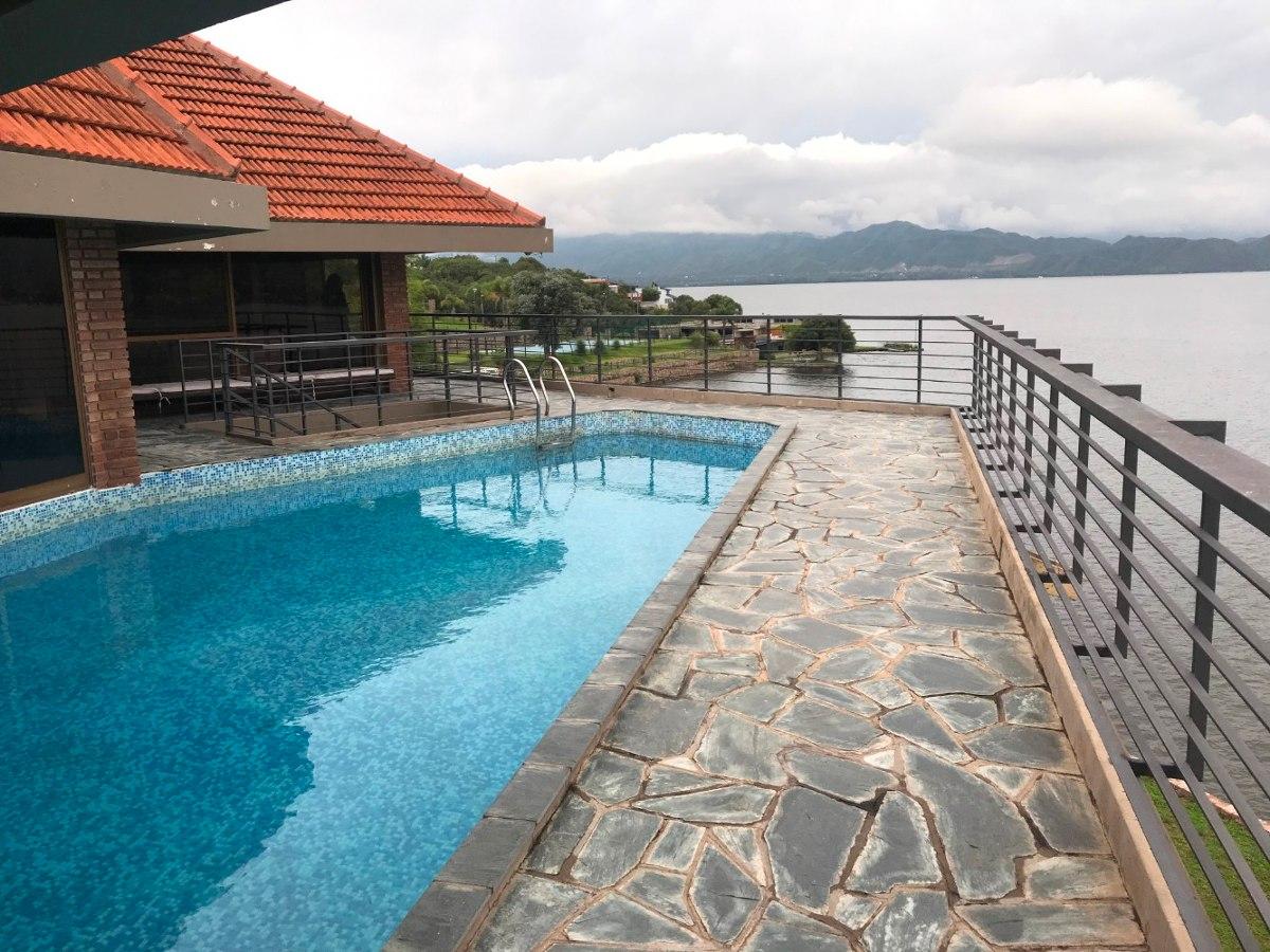 alquilo expectacular casa en carlos paz vista panoramic lago