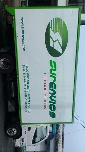 alquilo furgon