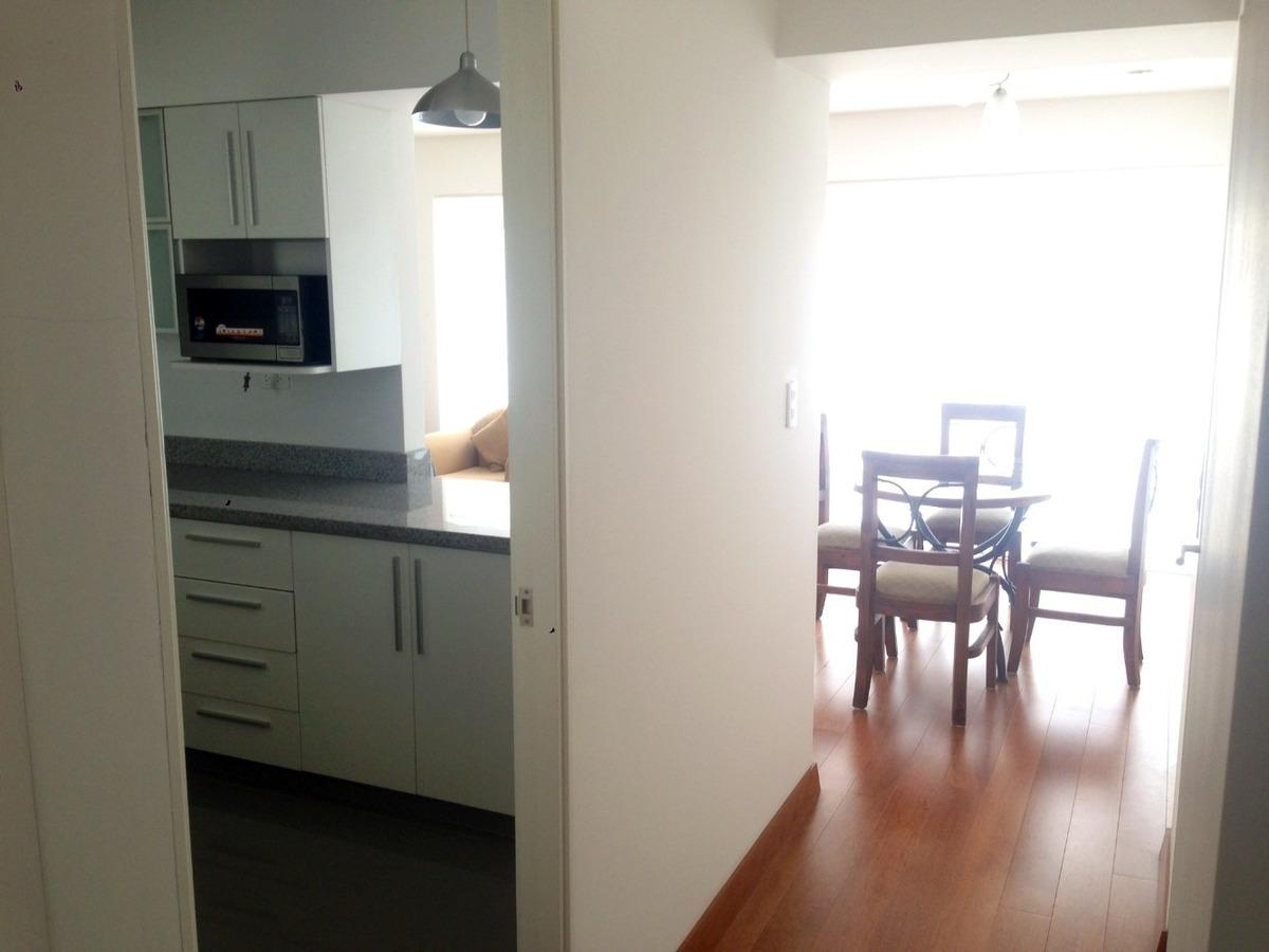 alquilo habitación amoblada con servicios y areas compartida