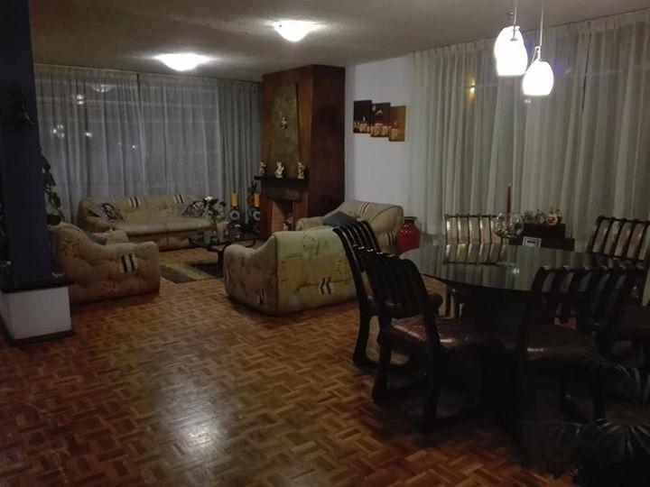 alquilo habitación amoblada en casa familiar, quicentro nort