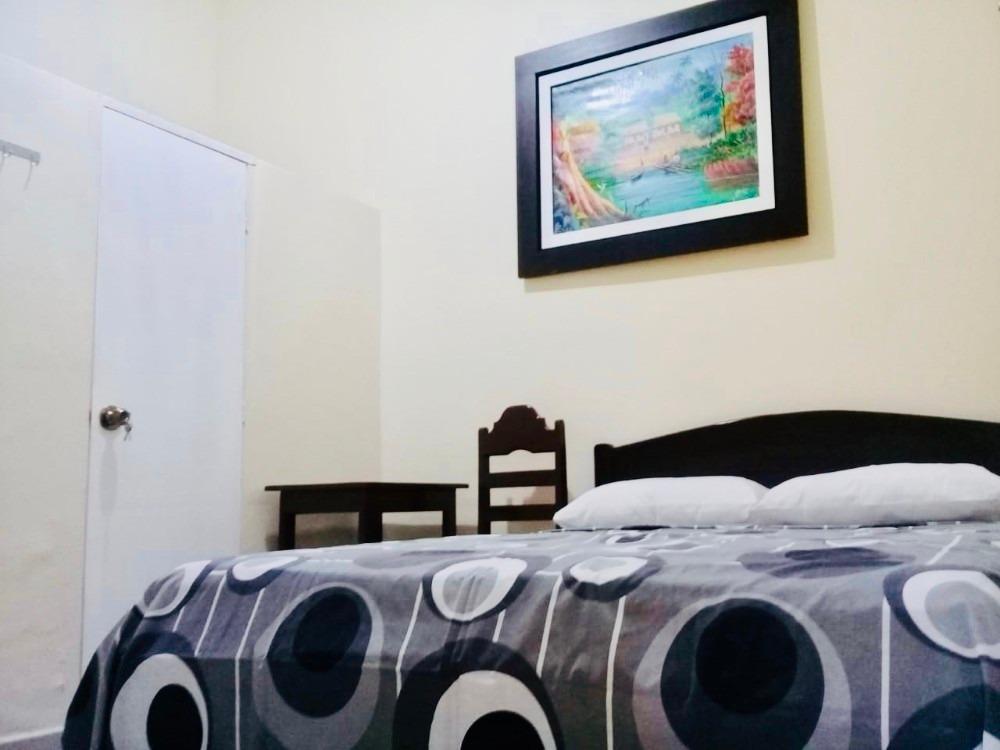 alquilo habitación para ejecutivos en hotel - buena zona