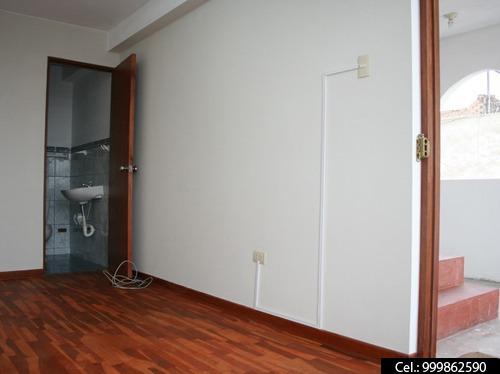 alquilo habitación s/ 420 breña para señorita