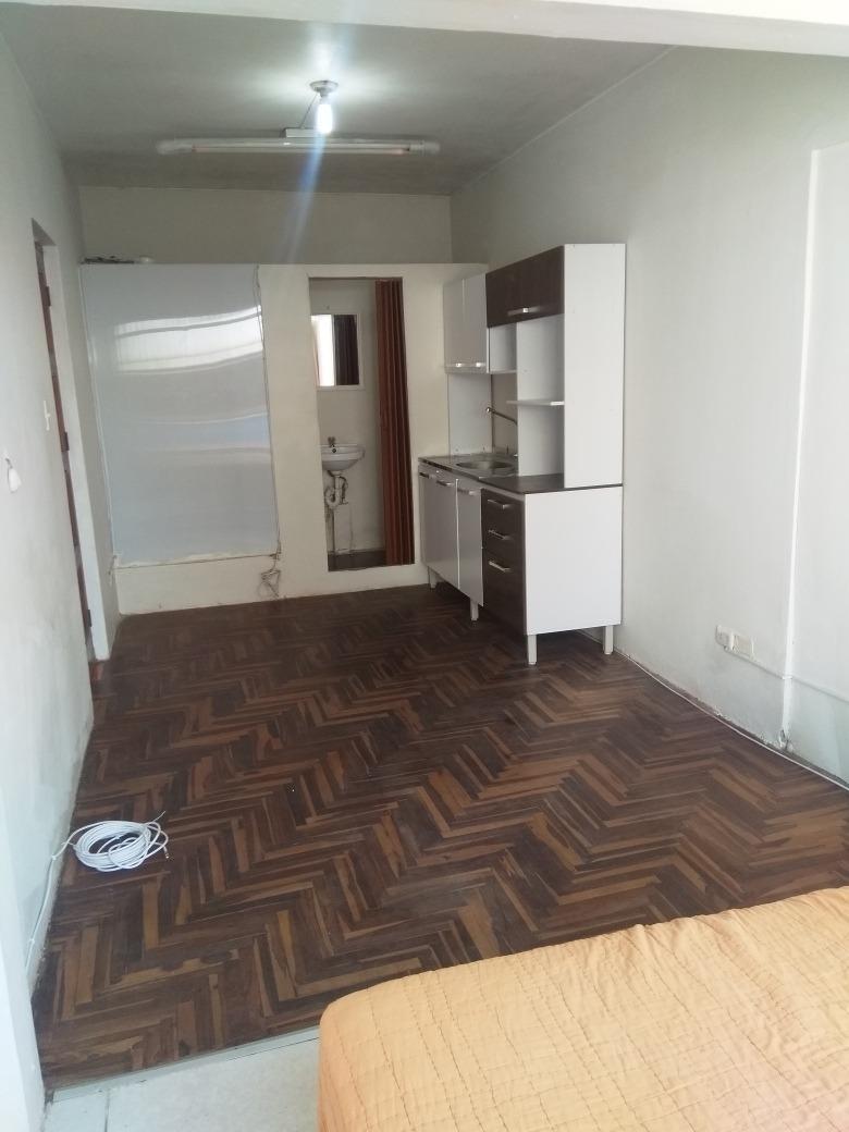 alquilo habitación tipo flat san miguel, planta baja