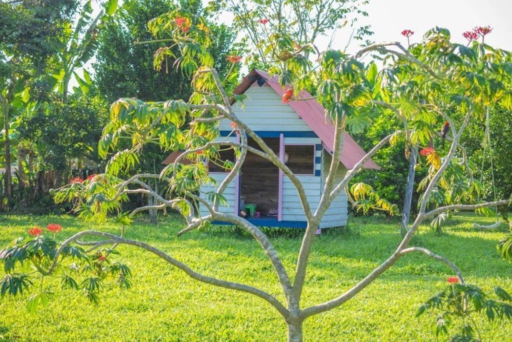 alquilo hermosa quinta en apulo privada y amoblada