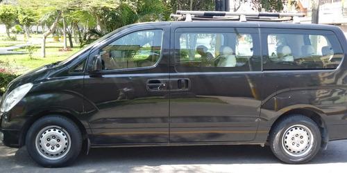 alquilo hyundai h1 automatica p/ servicio turistico