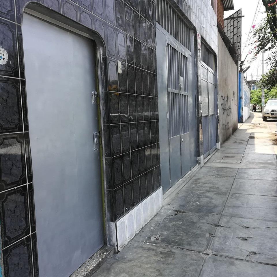 alquilo local 1er piso  puerta calle cerca emporio gamarra