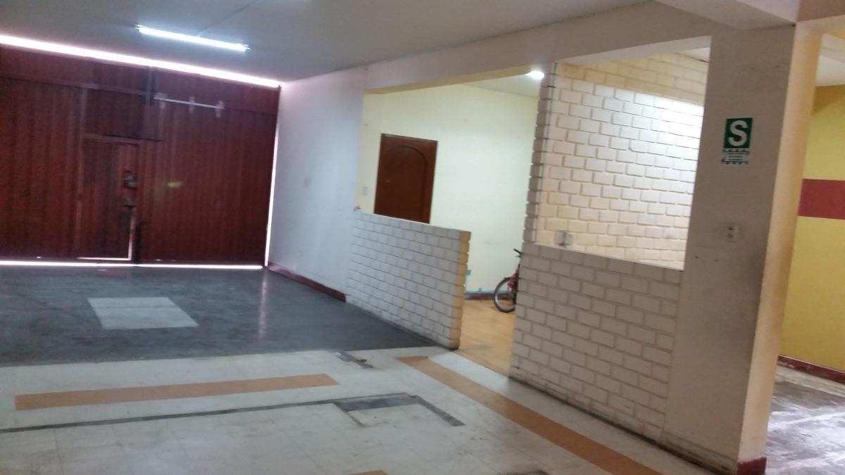 alquilo local comercial 140 m2
