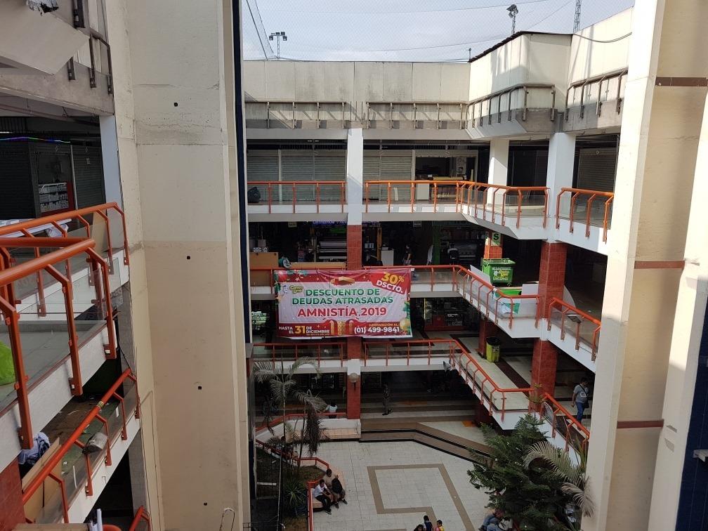 alquilo local comercial - centro comercial  centro lima