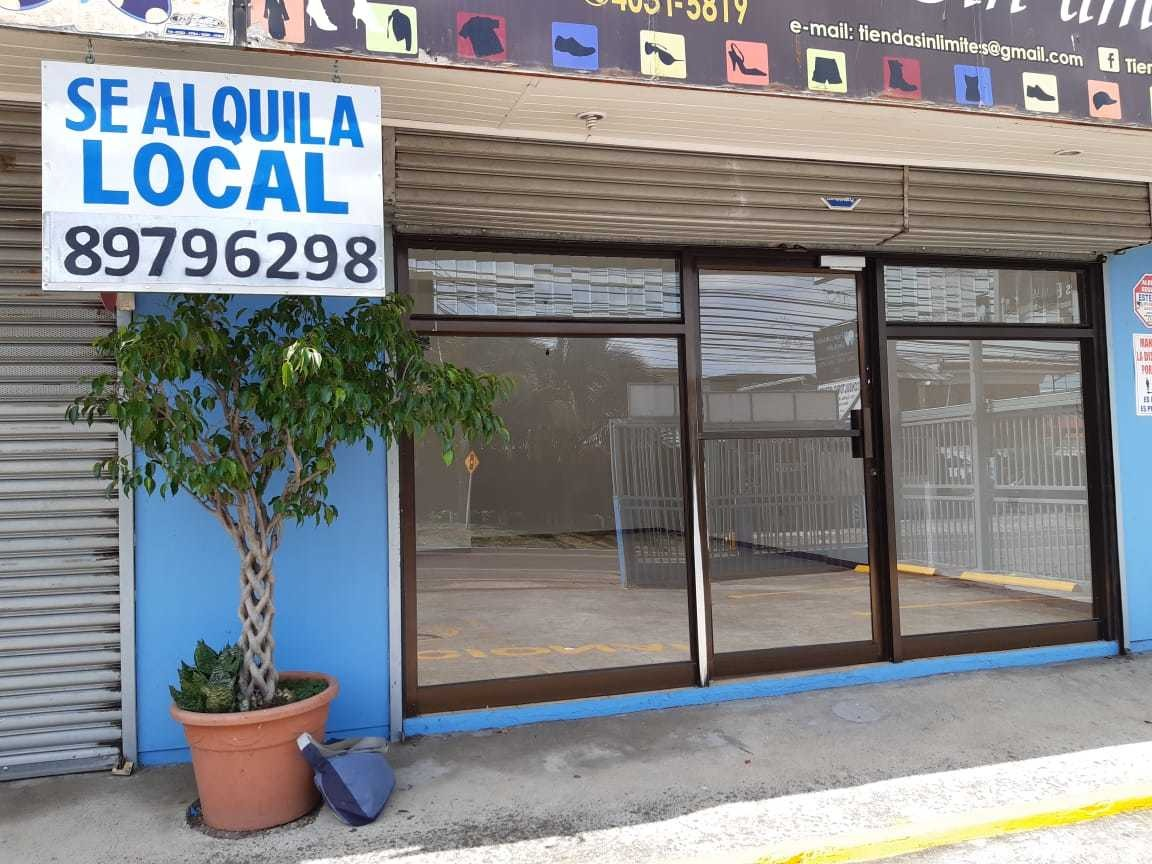 alquilo local comercial san rafael de alajuela  centro
