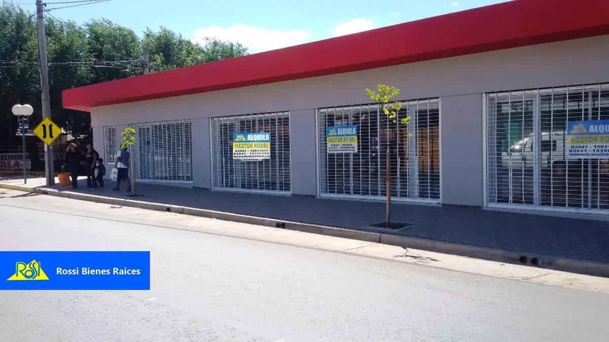 alquilo local comercial sobre avenida san martín 100