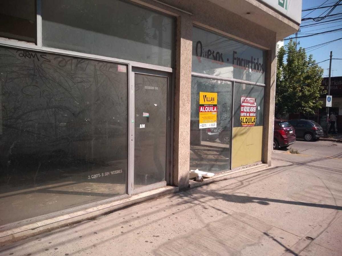 alquilo local moreno centro $40000