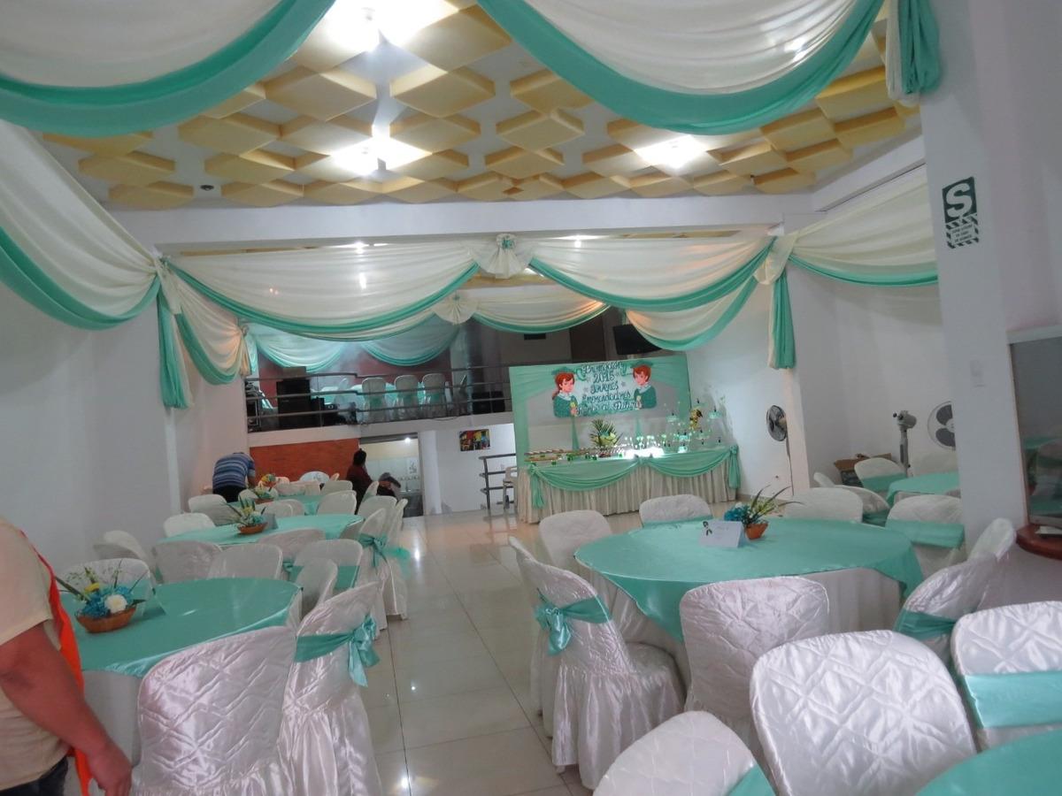 alquilo  locales/ eventos sociales, matrimonios cumpleaños