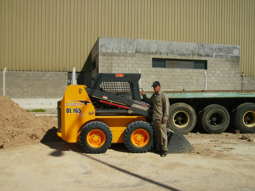 alquilo mini cargadora,con o sin operario,zona tigre-pilar