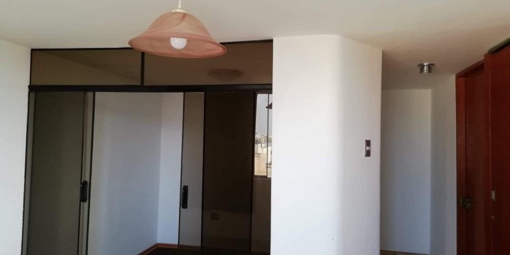 alquilo mini dpto 5to piso !