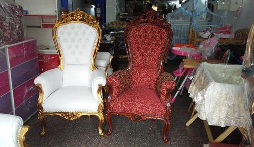 alquilo muebles de estilo para eventos, matrimonios,