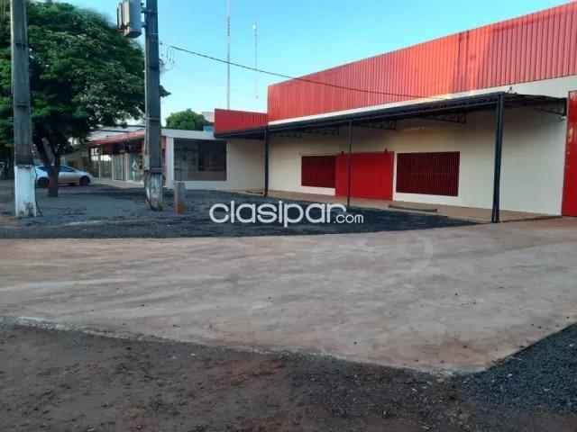 alquilo o vendo local comercial en minga guazu cod 2856