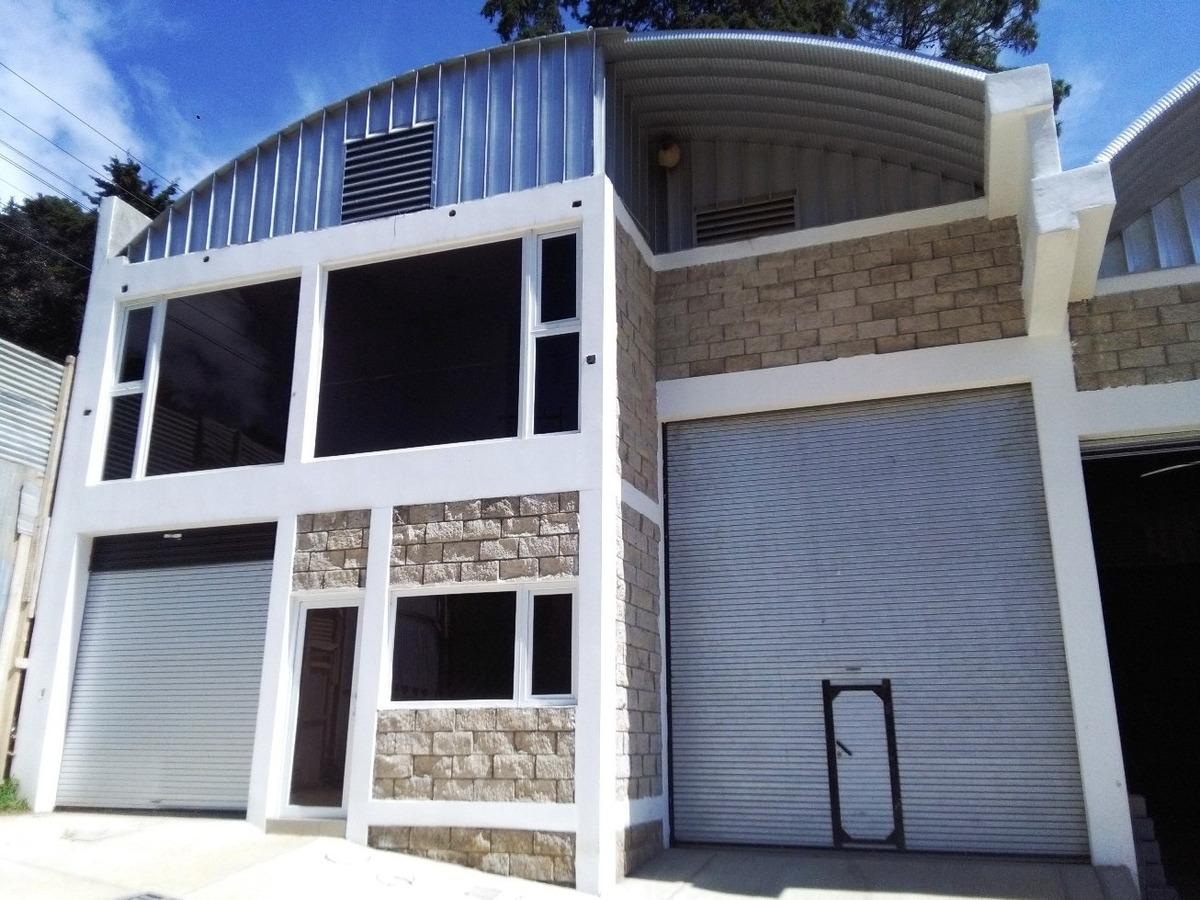 alquilo ofibodegas, construcción reciente, ubicacion ideal