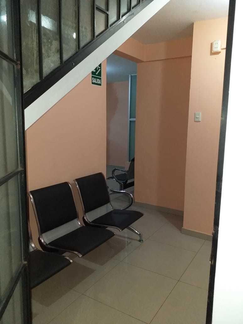 alquilo oficina 50m2  - excelente ubicacion sjl