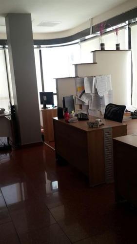 alquilo oficina en torre bac, bella vsta (id 11984)