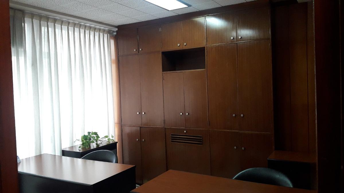alquilo oficina sin garante todo incluido (zona abasto)