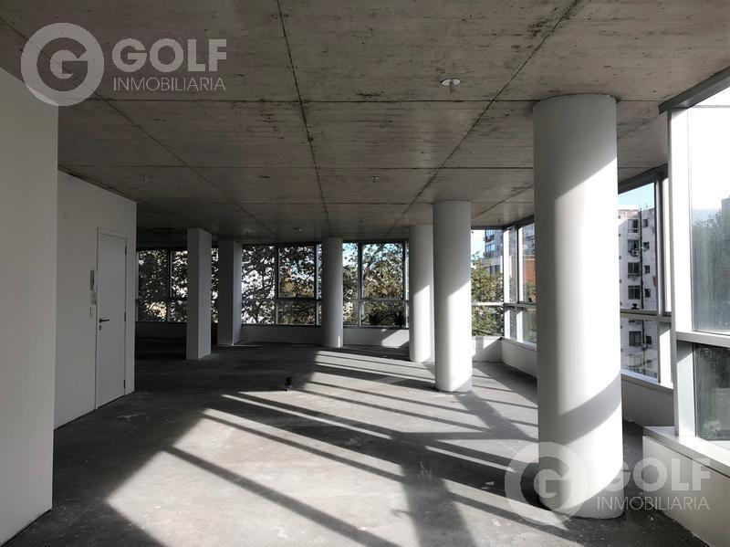 alquilo oficina sobre esquina, ambientes al frente, a estrenar, garajes opcionales, parque rodó