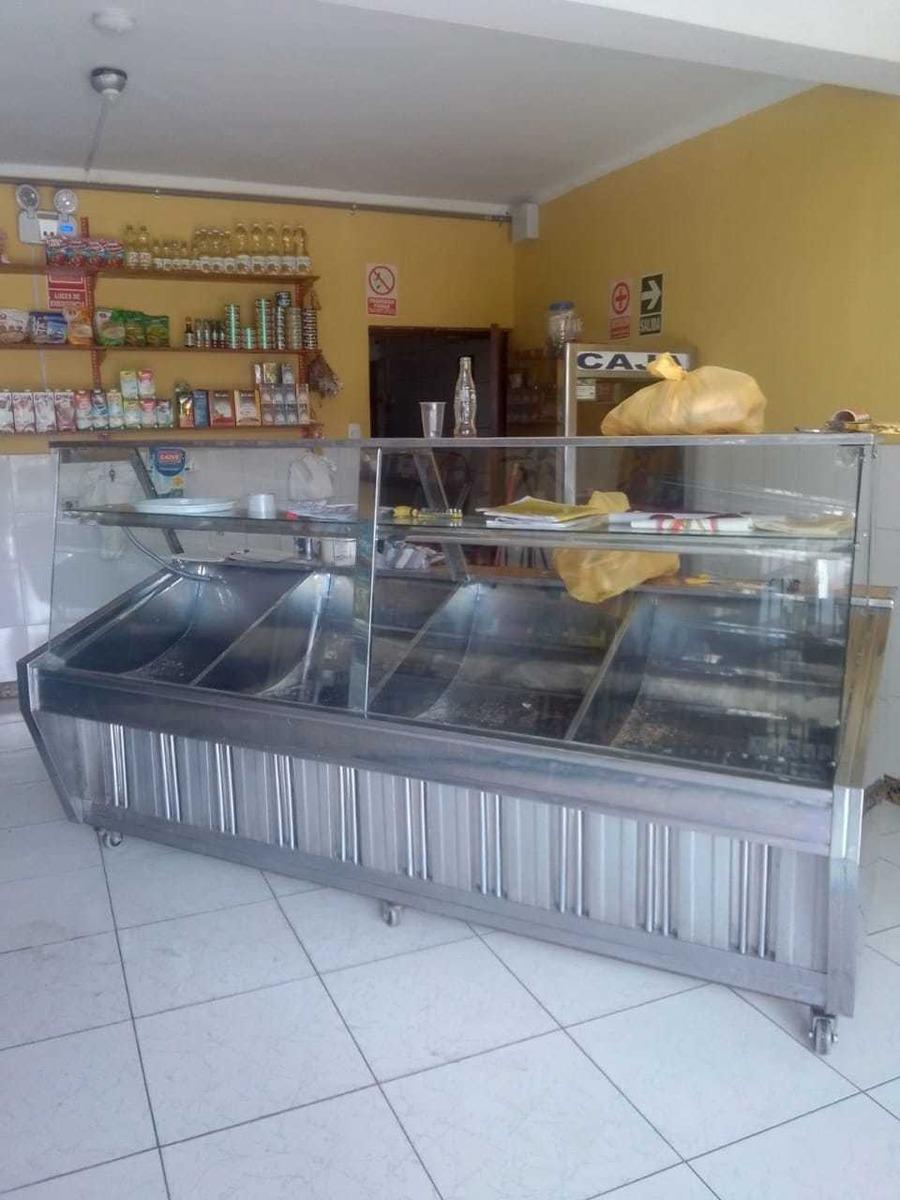 alquilo panaderia equipada muy cerca al metropolit
