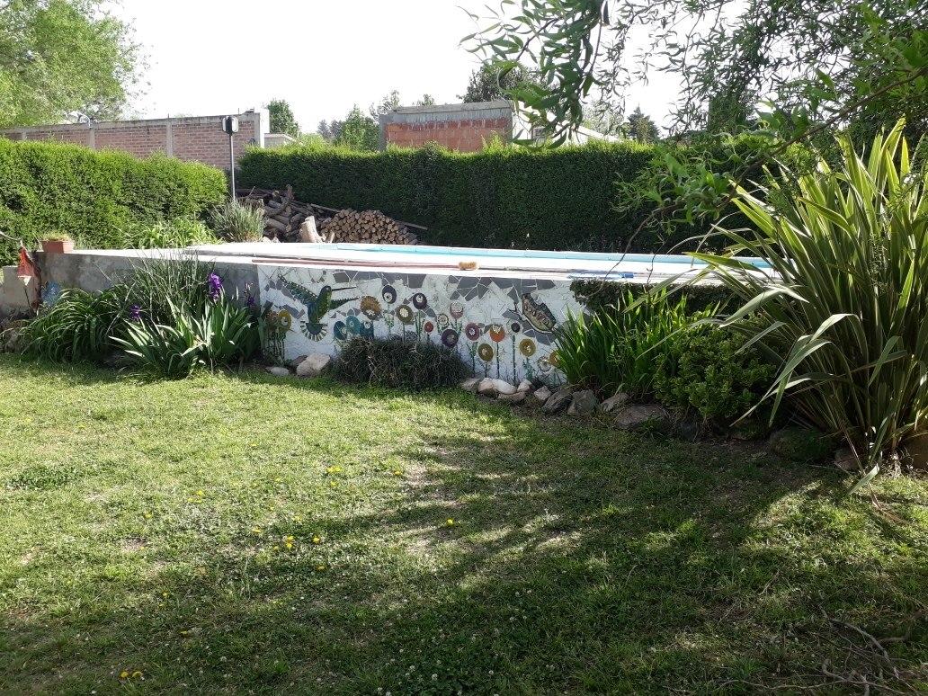 alquilo para 2o3 personas .con piscina a 1 cuadra  del rio