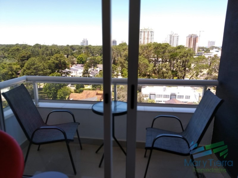 alquilo por invierno apartamento 1 dormitorio con piscina en roosevelt, punta del este-ref:1266