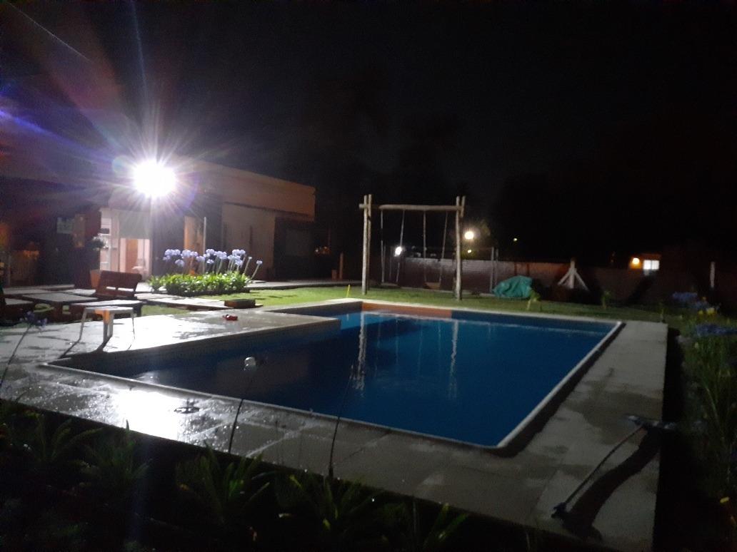 alquilo quincho y piscina