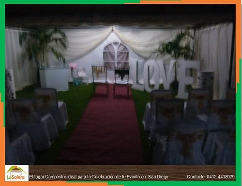 alquilo salon campestre con caney para eventos,bodas,15 años