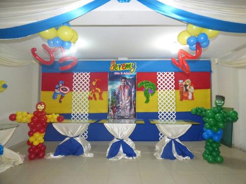 alquilo salon para fiestas infantiles v.e.s 988121084