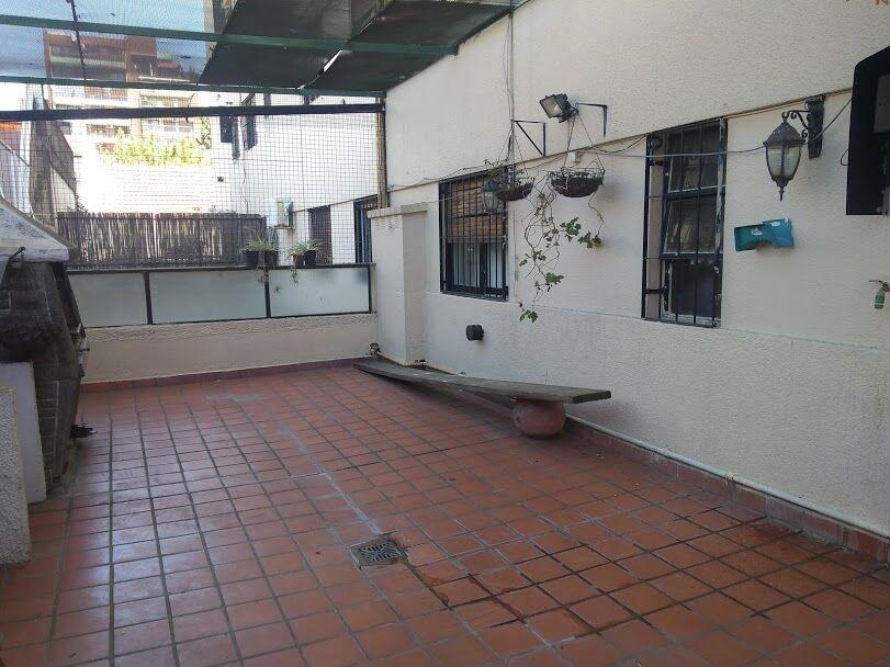 alquilo temporario en belgrano, 3 ambientes con balcón 3 pax